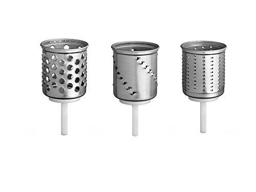 Kitchenaid EMVSC 3- Zusatztrommel-Set
