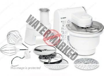 Bosch MUM4427 Küchenmaschinen Test