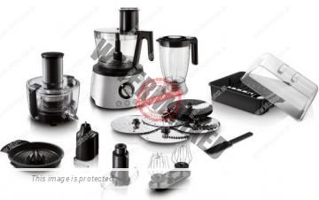 Die Philips HR7778 Küchenmaschine im Test