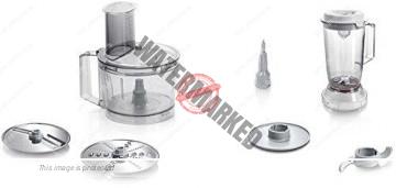 Bosch MCM3200W Kompakt-Küchenmaschine - 5