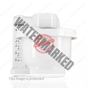 Bosch MUM4427 Küchenmaschine MUM4 (500 Watt, 3,9 Liter) weiß - 3