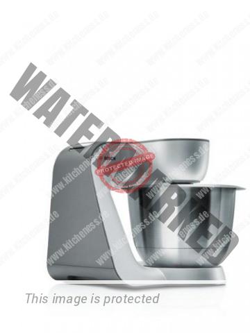 Bosch MUM56S40 Küchenmaschine Styline MUM5 (900 Watt, 3.9 Liter) silber - 3