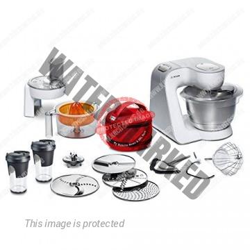 Bosch MUM58W56DE Küchenmaschine - 1