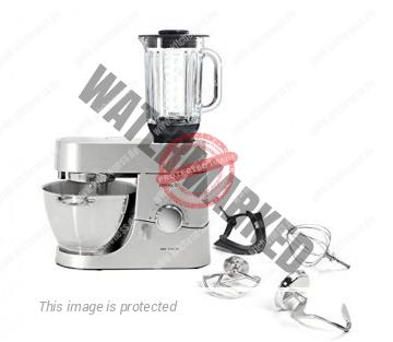 Kenwood Chef Titanium KMC050 Küchenmaschine - 2