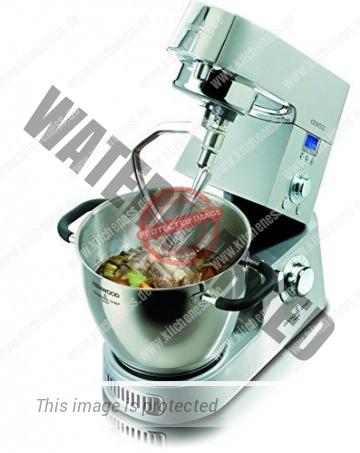 Kenwood KM 096 Cooking Chef Multizerkleinerer - 2