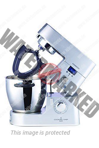 Kenwood KM 096 Cooking Chef Multizerkleinerer - 3