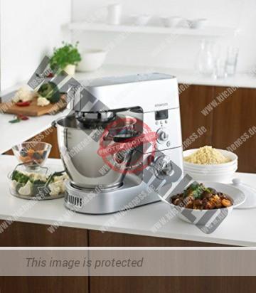 Kenwood KM 096 Cooking Chef Multizerkleinerer - 5