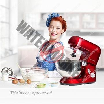 Klarstein TK1 Bella Rossa Küchenmaschine - 3
