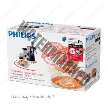 Philips HR7762/90 Küchenmaschine - 13