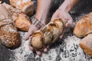 Multifunktions Küchenmaschine Brot