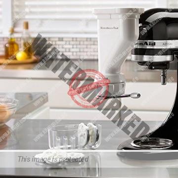 KitchenAid Röhrennudelaufsatz4