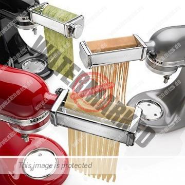 KitchenAid Zubehör Nudelvorsatz1