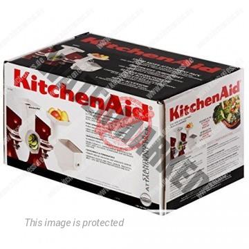 KitchenAid 3-teiliges Zubehör-Set Verpackung