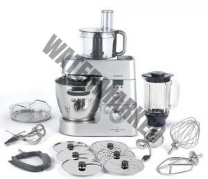 Das Zubehör für die Kenwood Cooking Chef KM096 Küchenmaschine