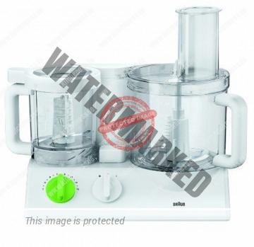 Braun Kompakt Küchenmaschine