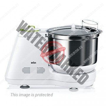 Braun KM 3050 Küchenmaschine