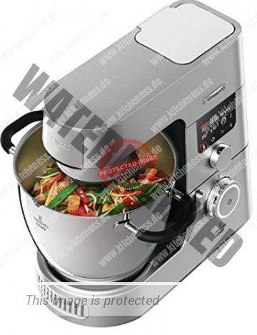 Küchenmaschine von Kenwood mit Kochfunktion