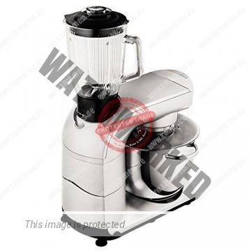 Krups KA402d Küchenmaschine mit Mixer-Aufsatz