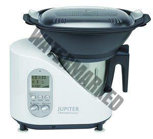 Jupiter Küchenmaschine Thermomaster mit Dampfgaraufsatz
