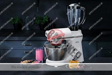 AEG 3Series KM3200 Küchenmaschine mit Mixer