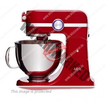 AEG UltraMix KM 4000 Küchenmaschine Seitenansicht