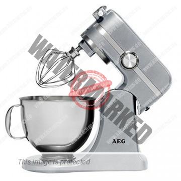 AEG UltraMix KM 4700 Küchenmaschine offen
