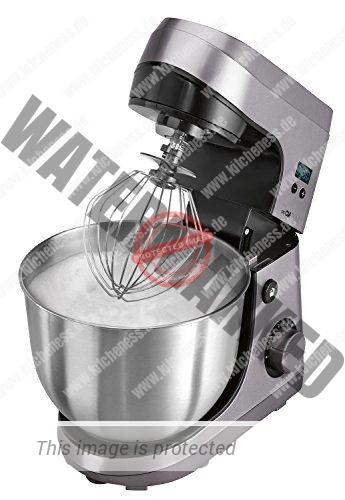 Clatronic KM 3610 Küchenmaschine offen
