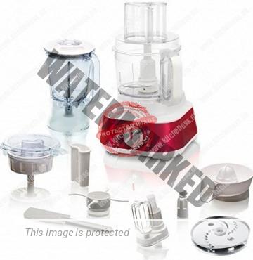 Moulinex Küchenmaschine FP664G30 Masterchef 8000