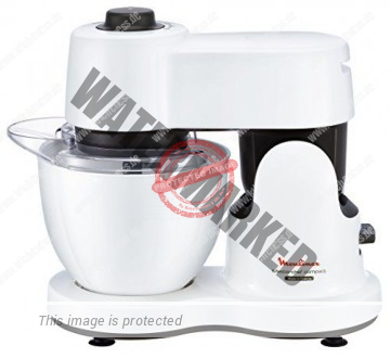 Moulinex Masterchef Gourmet QA2101 Küchenmaschine