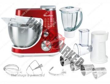 Moulinex Küchenmaschine Masterchef Gourmet QA404G15
