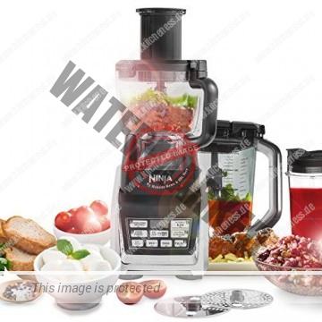 Nutri Ninja BL682EU2 Küchenmaschine in Betrieb