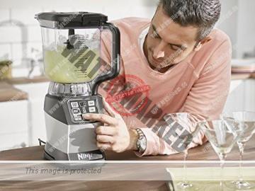 Nutri Ninja Küchenmaschine BL490EU2 in Aktion