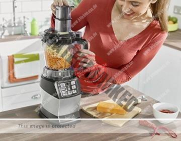 Nutri Ninja Küchenmaschine BL490EU2 in Gebrauch