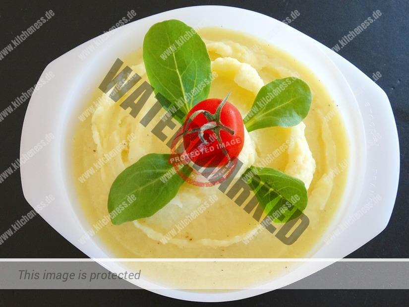 Stabmixer für Kartoffelpüree