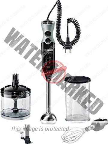 Bosch MSM67170 ErgoMixx Handmixer 750 W