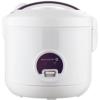 Reishunger Reiskocher mit Warmhaltefunktion (1,2l / 500W / 220V) hochwertiger Innentopf, für bis zu 6 Personen