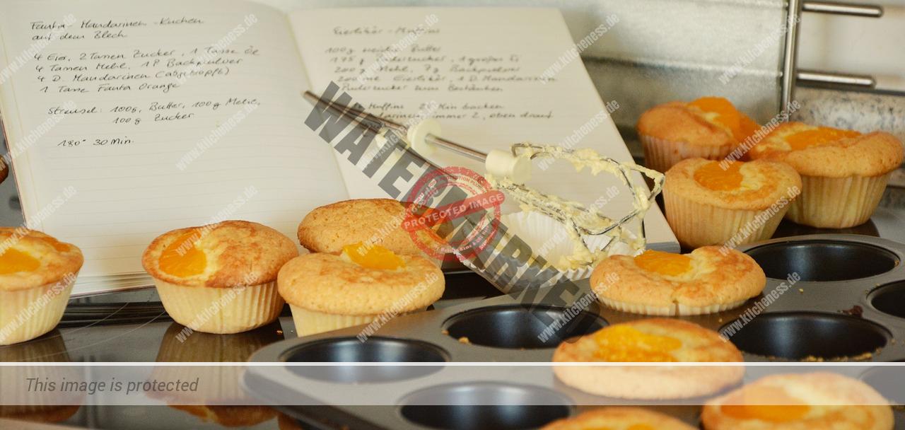 Rührstäbe zum Muffins backen