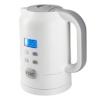 Russell Hobbs 21150-70 Wasserkocher Precision Control, 2200 Watt, 1.7l, Temperatureinstellung mit LCD-Anzeige, Warmhaltefunktion, weiß