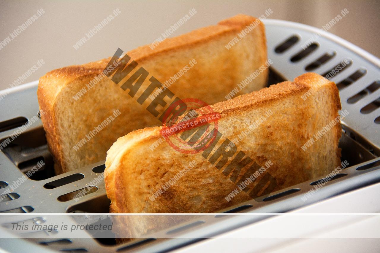 Das perfekte Toast aus dem besten Toaster