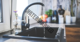 Warmwassersystem für die Küche