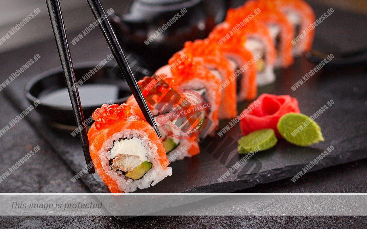 Berliner Sushi kommt aus Dänemark