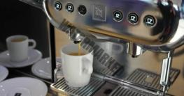 Kaffeemaschine wählen