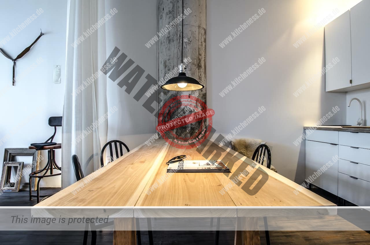 Esstisch für die Küche